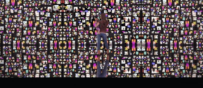 """Grátis! """"Museum of Me"""" proporciona experiência digital por meio de sons, hashtags e posts das redes sociais"""